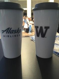 Co-Branded Coffee Mugs