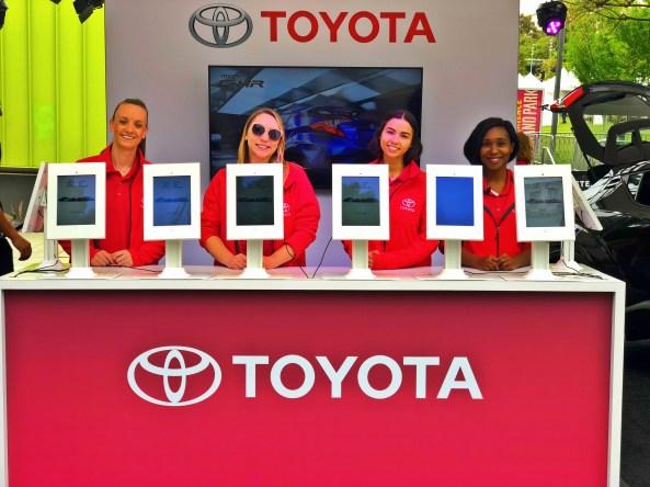 Toyota at Identity LA
