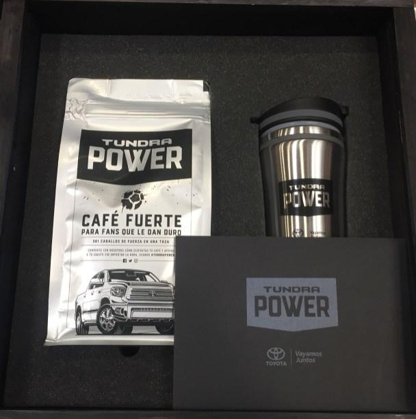 Tundra Power Gift Box