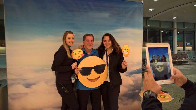 Alaska Airlines Emoji Jam