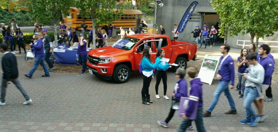 Chevy at UW