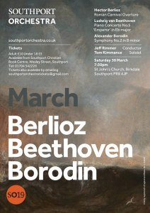 Southport Orchestra March Concert 2019