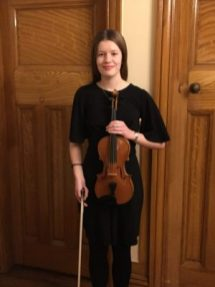 Imogen Ayres - Violin