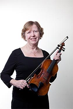 Judith Berkley - Violin 2