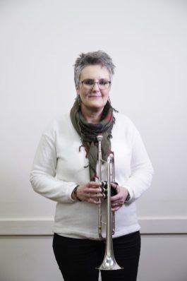 Elaine Johnson - Trumpet
