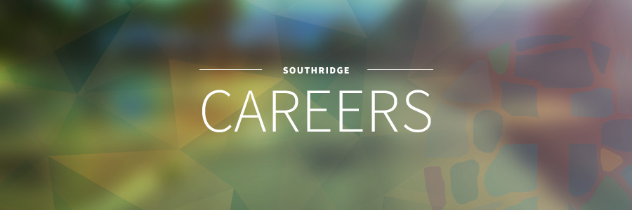 Careers at SouthRidge Church in Langley