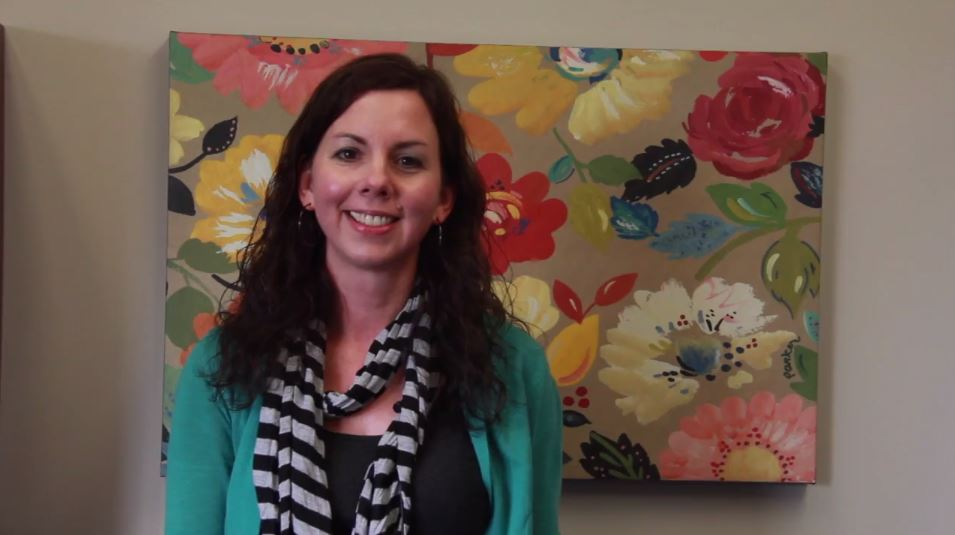 Elizabeth Faulkner, children's director at SouthRidge Church in Langley