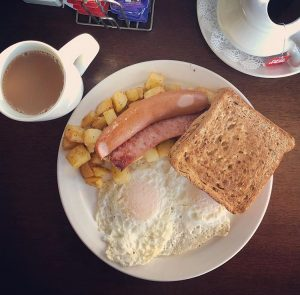 Best breakfast in south surrey white rock includes the Roadhouse Grille