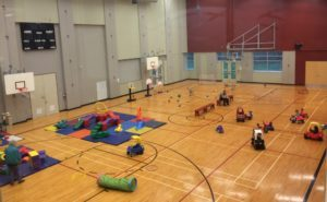 Stay and Play at the South Surrey Rec Center one of the best indoor activities for kids in South Surrey White Rock