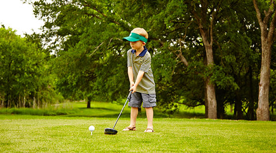 Morgan Creek Golf Summer Program and Camp for Kids