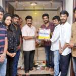 Vishnu Vishal Studioz Production No 3 Movie Pooja