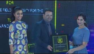 Dr.Nandakishore Dukkipatti wins SouthScope's  Game Changer Award