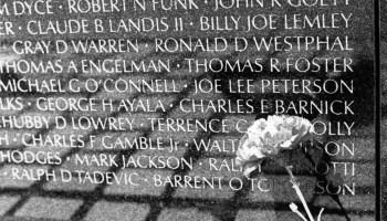 Martin Burns - Vietnam War Memorial: Names