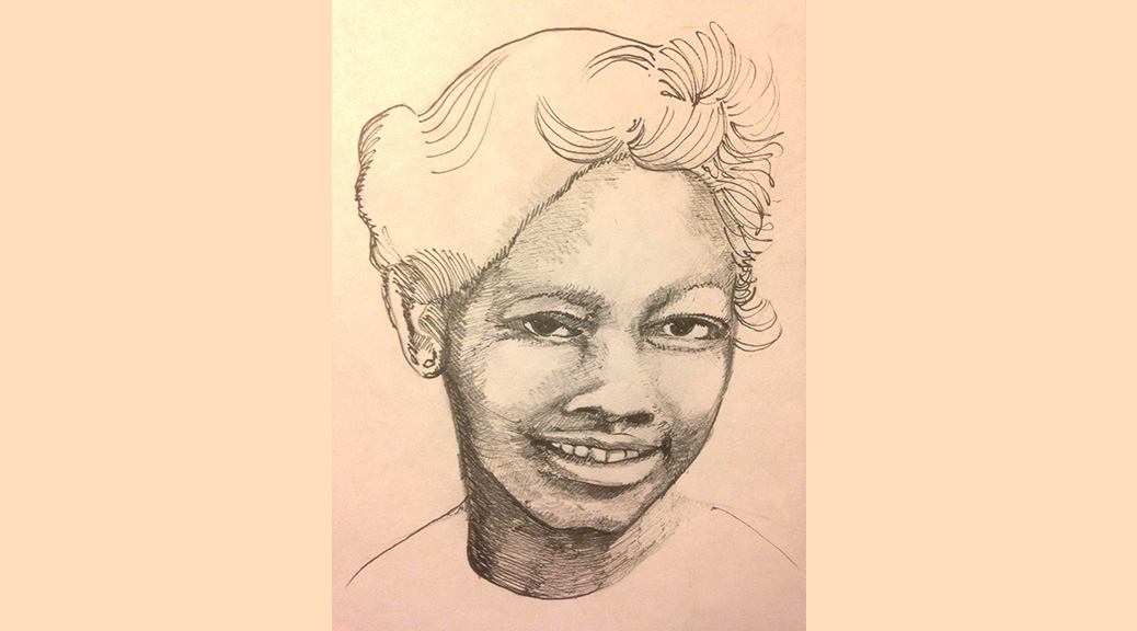 Claudette Colvin by Hanako O'Leary - Revolutionary Women