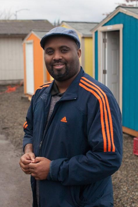 Construction begins on homeless encampment in Seattle's Rainier Valley