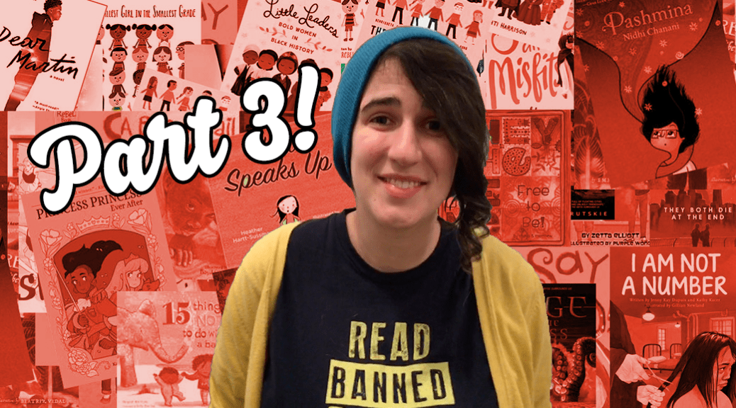 Rad Books for Rad Kids: Give the Gift of Resistance - Part 3