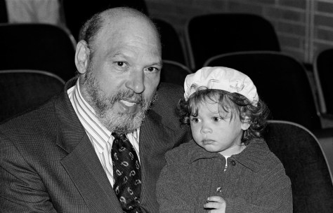 Notables- august wilson w-daughter (1 of 1)