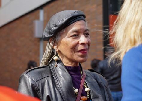 Women-artist Esther Ervin