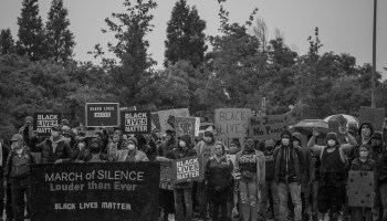 march of silence