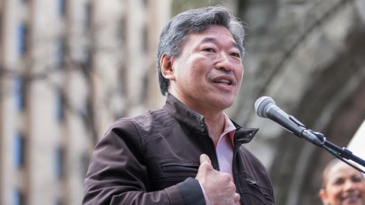 Senator Bob Hasegawa Introduces Washington Universal Healthcare Bill