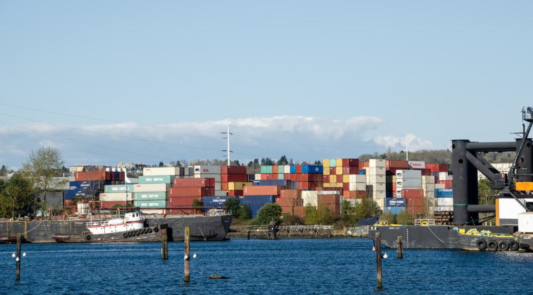 View of the Duwamish River from Georgetown (photo: Christy Carley)