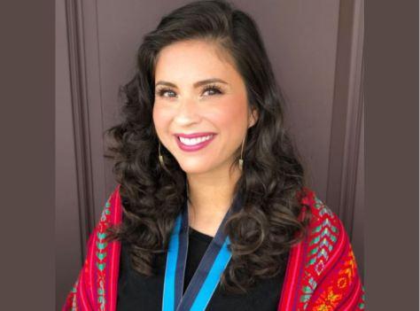Photo of Dr. Verónica (Vero) Vélez