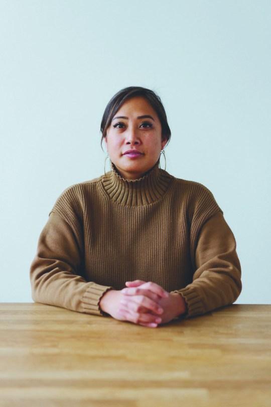 A headshot of Melissa Miranda, owner of Musang in Beacon Hill.