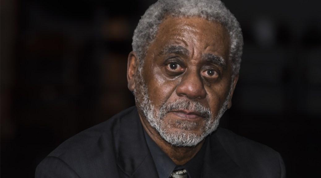 Headshot of Charles Johnson