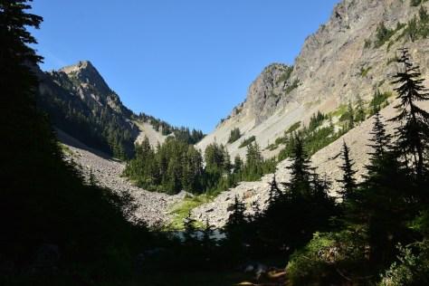 Mountains near Leavenworth, WA (photo: Caroline Guzman)