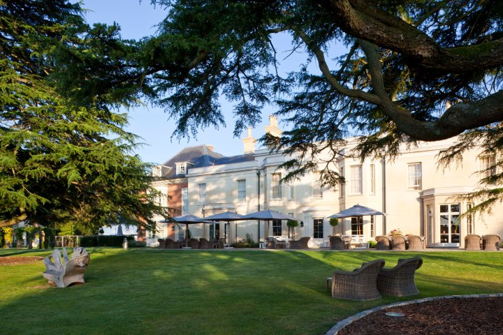 Limewood Hotel, Lymington, Hants.