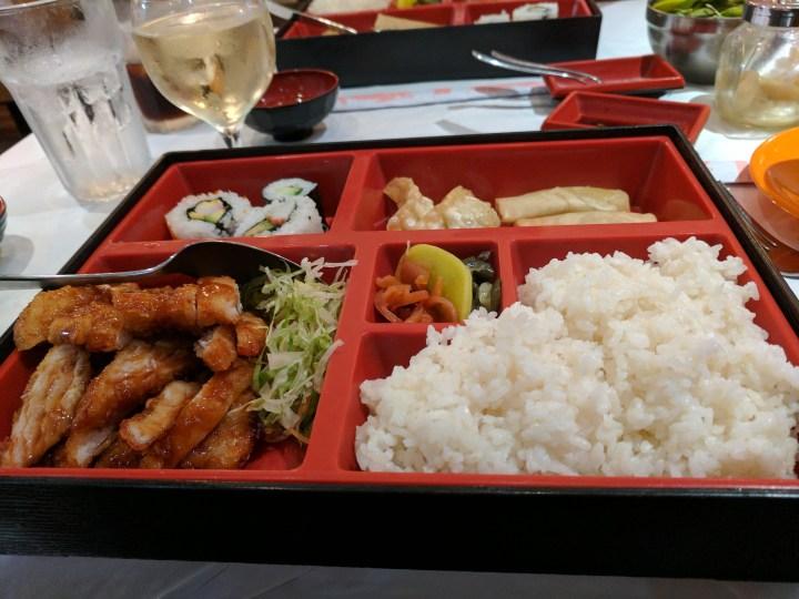 Sushi pic South Sensation South Coast