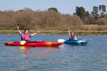 New Forest Activities - Kayaking (3)