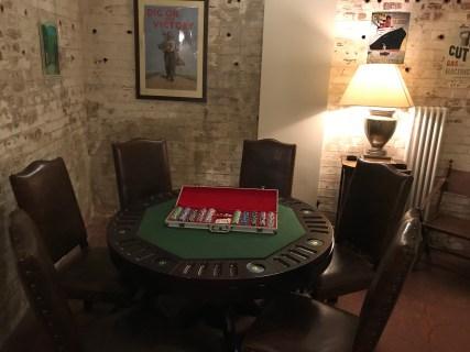Poker, chess or backgammon?