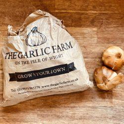 Garlic from the Garlic Farm
