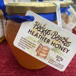 Jar-heather-honey-Hampshire