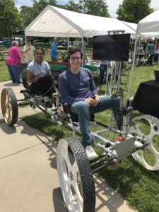 PNW Engineering Students - Maker Faire 2019