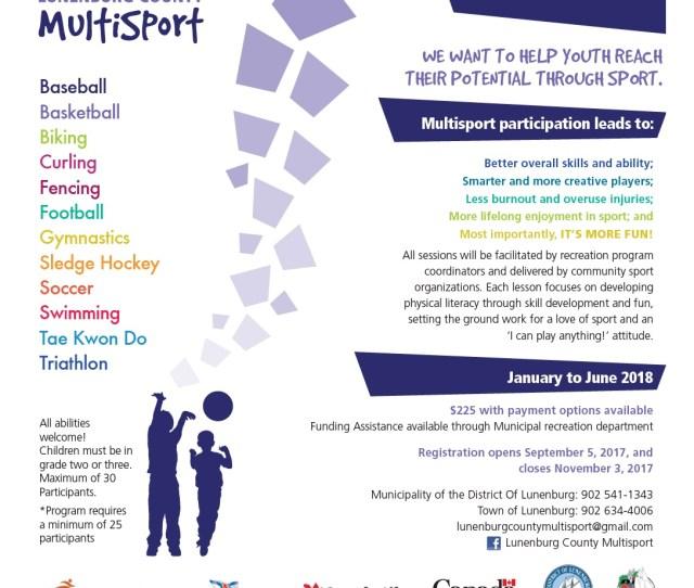 Our Multisport Program