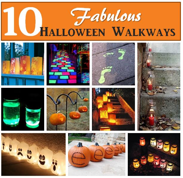 10 Fabulous Halloween Walkway Ideas  South Shore Mamas