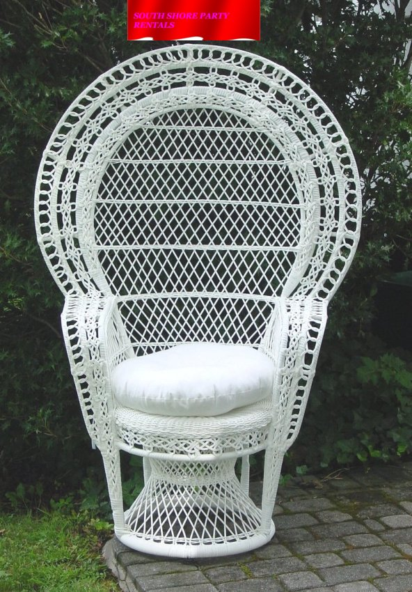 SOUTH SHORE PARTY RENTALS  Baby Shower Chairs rentals