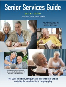 Senior Services Directory - 2018 2019 cover
