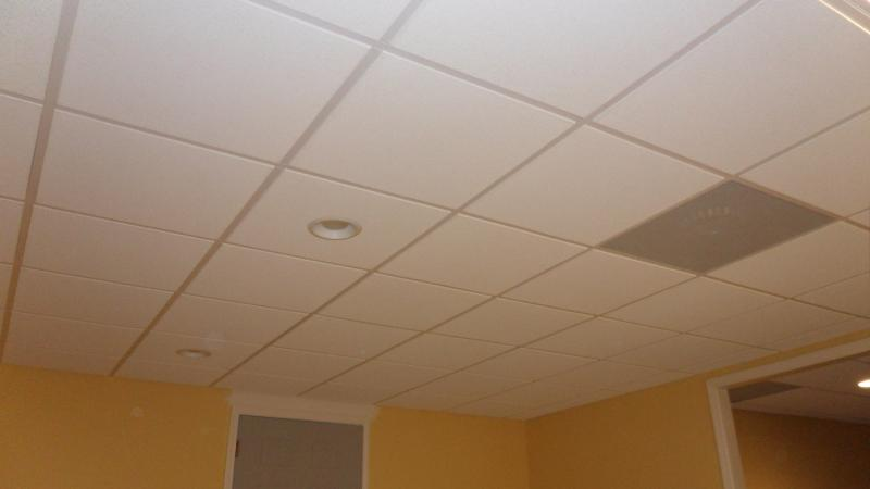 SouthSide Acoustical Ceilings  Acoustical drop ceiling