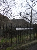 St Leonard's bank