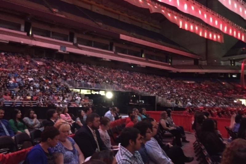 1_Graduation 2015 audience