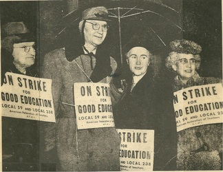 Minneapolis teachers strike, 1970