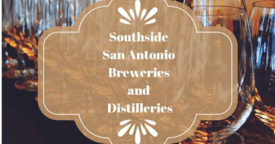 Southside San Antonio Breweries and Distilleries