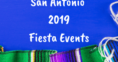 South side San Antonio Fiesta
