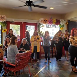 South side San Antonio Women's Group - Live From The Southside (1)