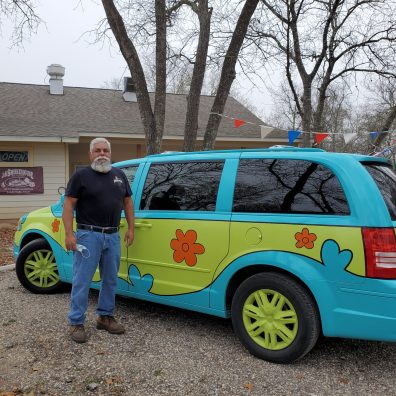 Scooby Van of San Antonio Southside (4)