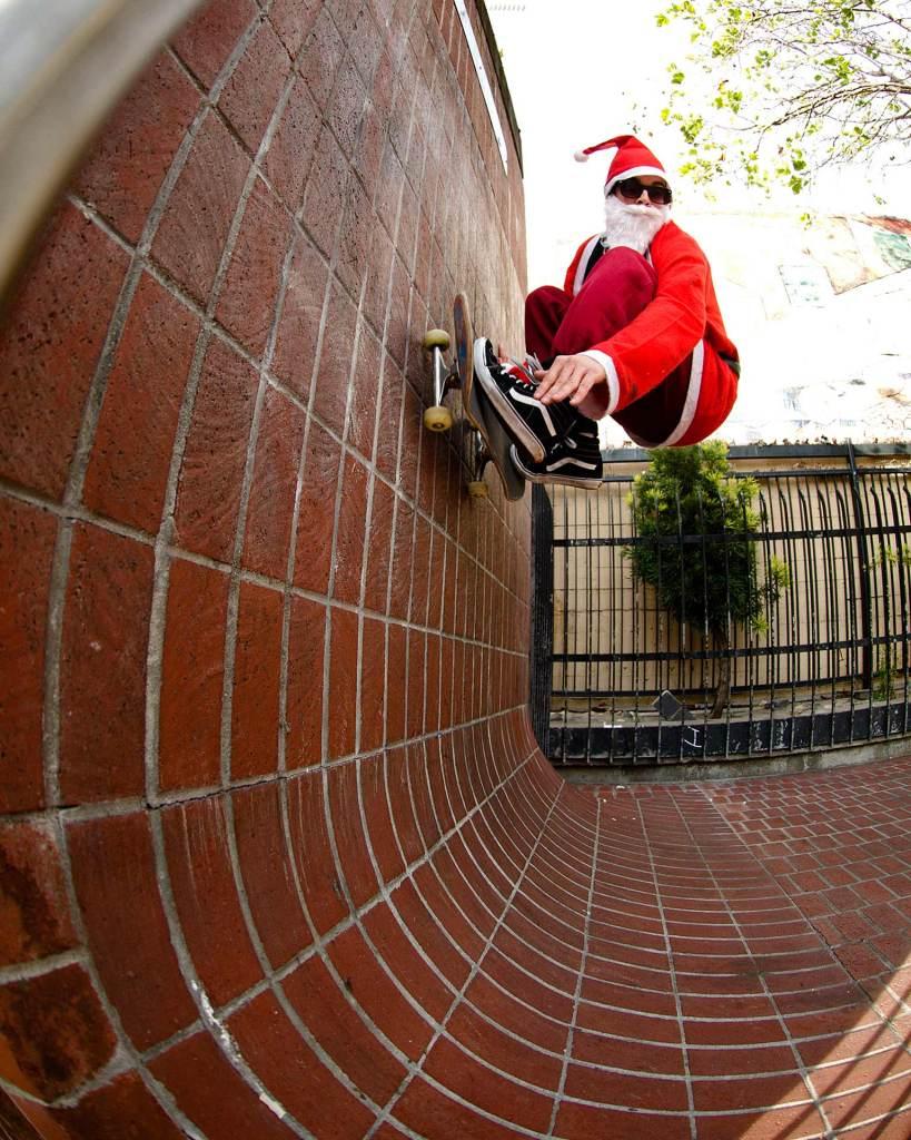 Christmas Break Skateboarding Day Camps
