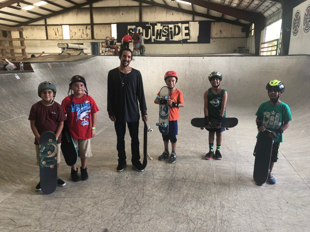 southside skatepark instructional day camp
